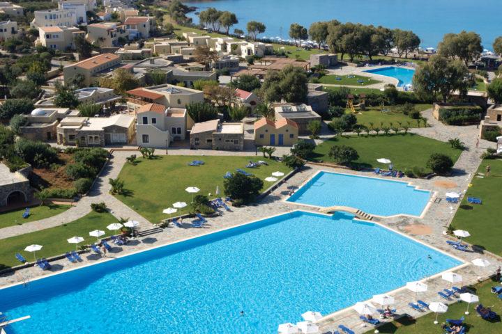 Main Pool Olympic - Kreta