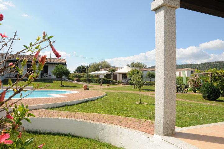 Unser feines Resort auf Sardinien