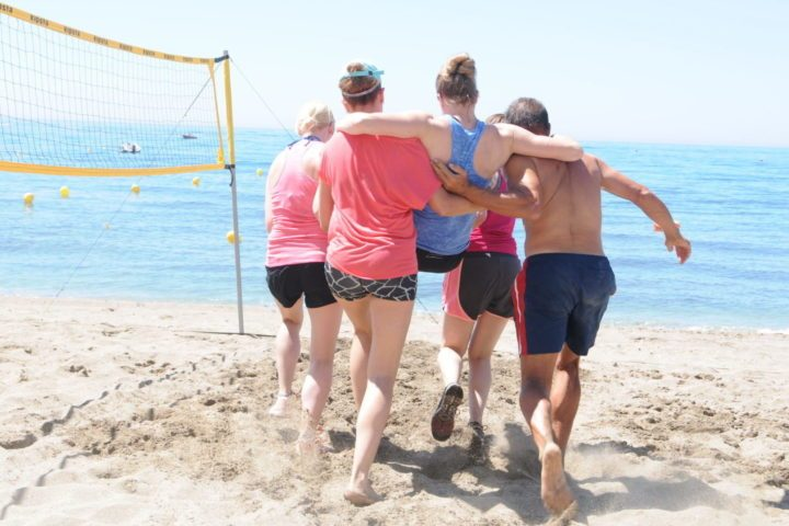 Fitnessurlaub Marbella - Gemeinsam Vollgas geben
