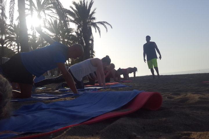 Fitness Urlaub: Pilates mit Eduardo