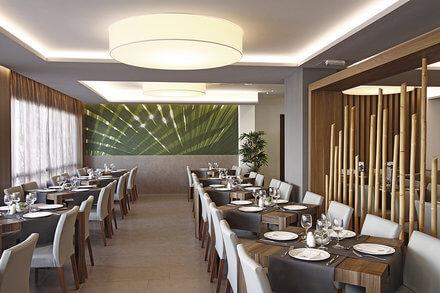 Restaurant Hotel Caballero