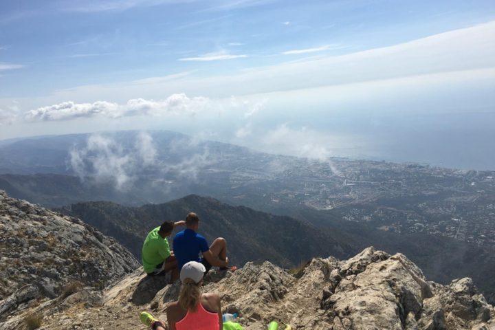 Wanderung Marbella und Mayrhofen