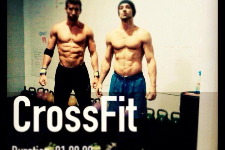 CrossFit Trainer in Fuengirola - Immer Vollgas!