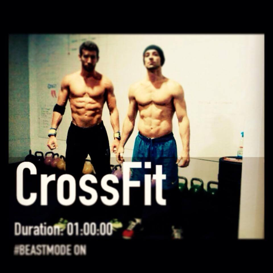 CrossFit Trainer in Fuengirola - Immer Vollgas!