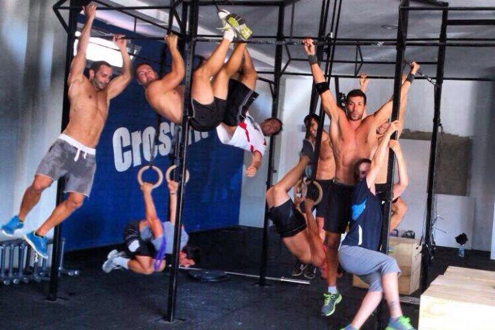 Das CrossFit Team Fuengirola freut sich auf euch
