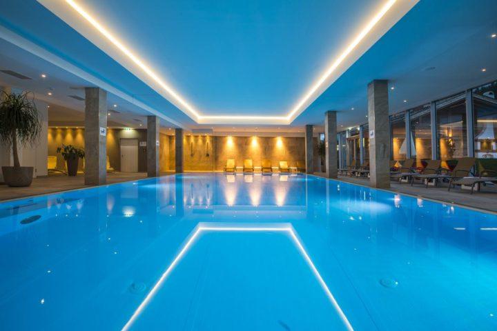 Pool St Johann Hotel Kaiserfels