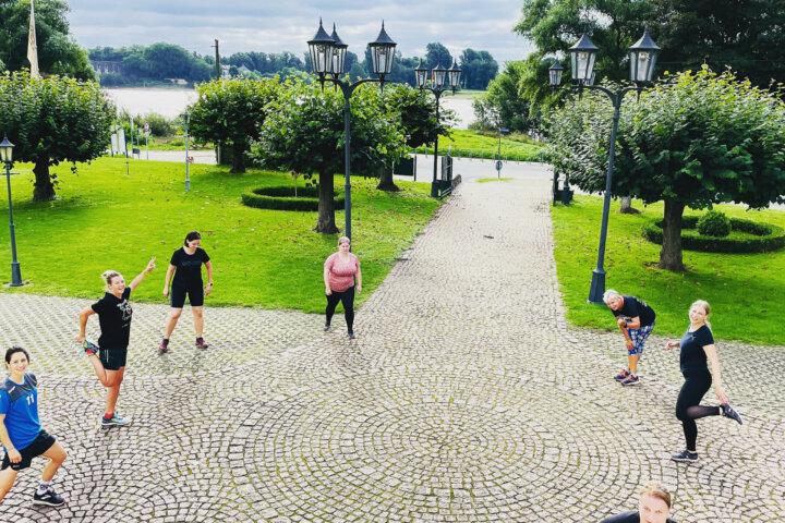 Good Morning Run - Laufreise Deutschland
