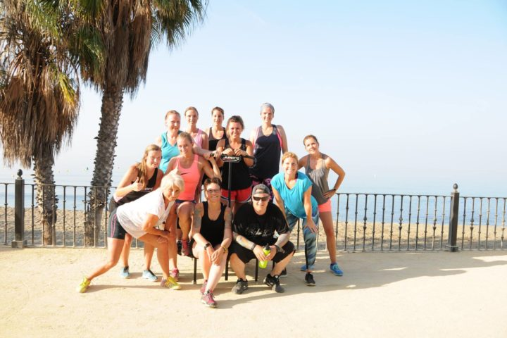 Jumping Fitness in Marbella