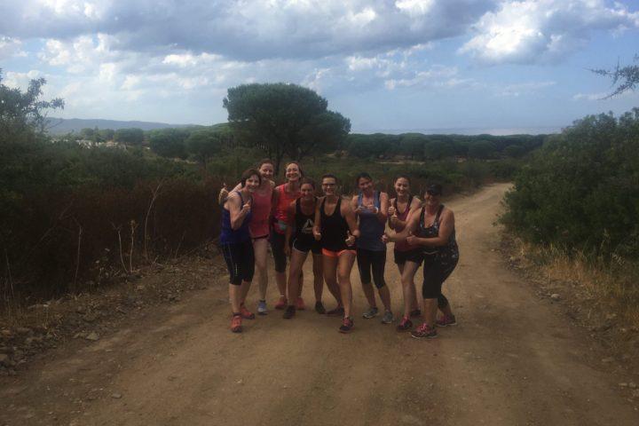 Bootcamp auf Sardinien