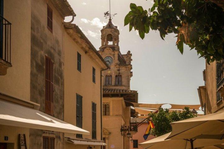 Alcudia Altstadt