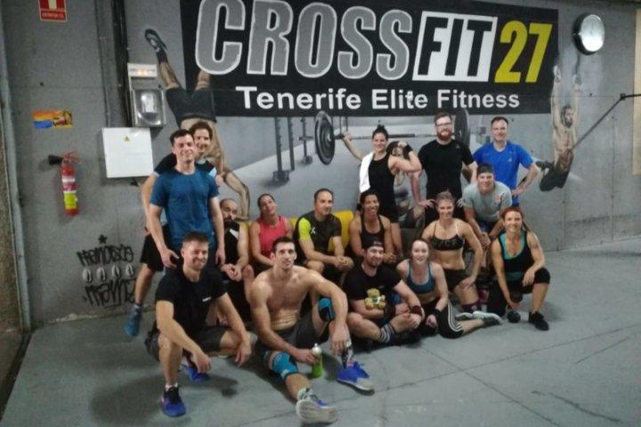 CrossFit Teneriffa 27 - Crossfit Urlaub