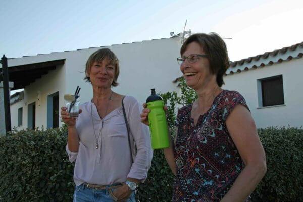 Fitnesswoche auf Sardinien