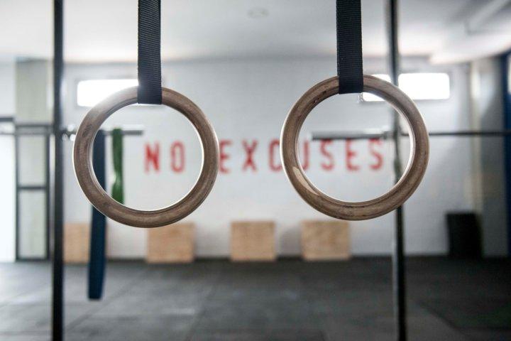 CrossFit Urlaub - No Excuses beim CrossFit Training