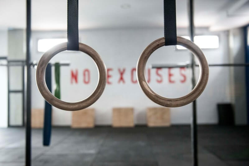 CrossFit Urlaub - No Excuses beim CrossFit Training