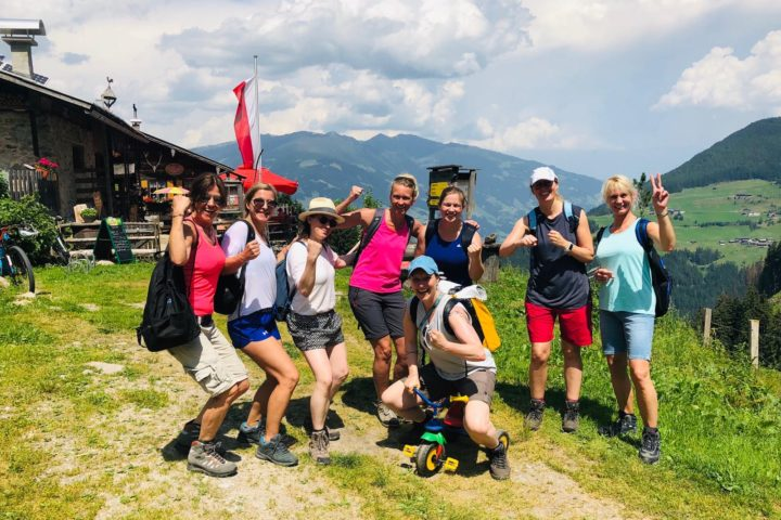Fitness & Urlaub in Mayrhofen