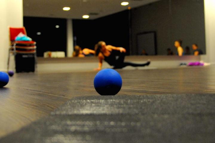 Faszien Training beim Aktivwochenende in Winterberg