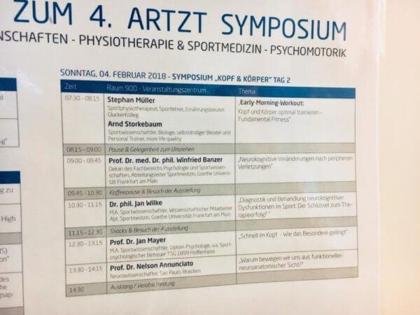 ARTZT Symposium in Montabaur