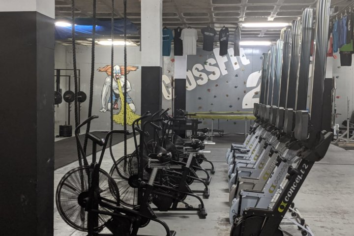 CrossFit Urlaub auf Teneriffa