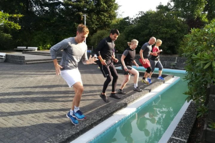 Bootcamp in Winterberg - Aug 2018