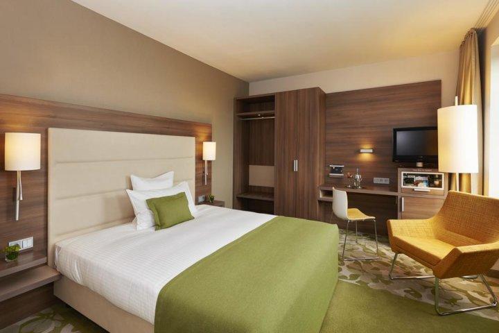 Zimmer im Melia Hotel Düsseldorf