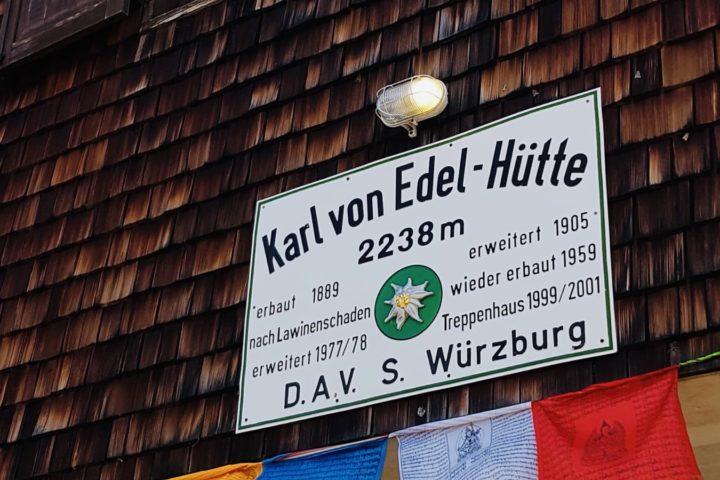 Wanderung zur Edelhütte Mayrhofen