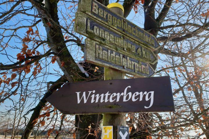 Winterwanderung in Winterberg