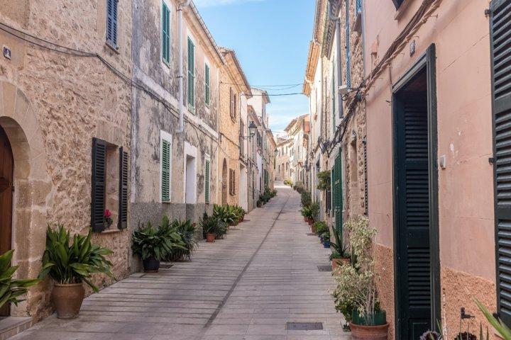 Historische Stadt Alcudia