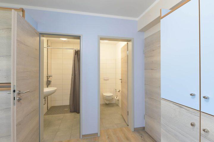 Badezimmer Klaarstrand Sylt