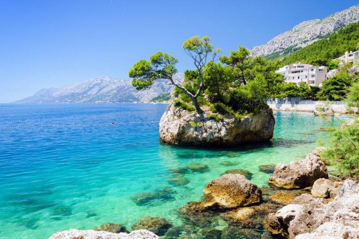 Traumhafte Strände in Kroatien