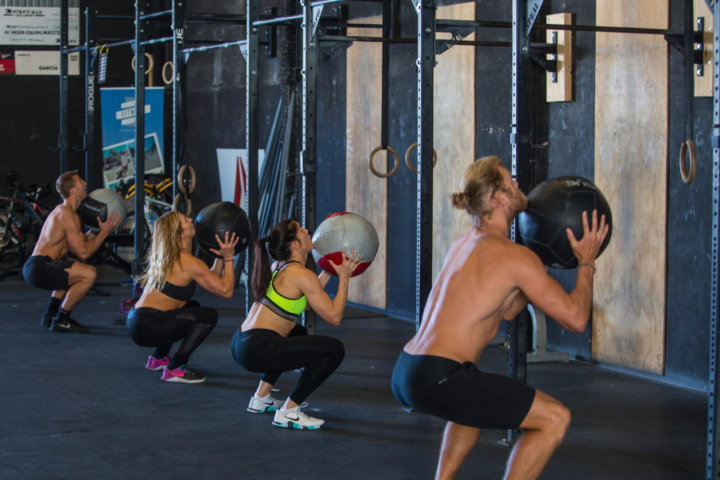 CrossFit & Urlaub