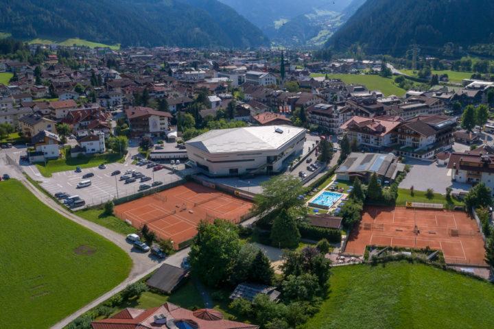 Tenniscamp Hotel Berghof Mayrhofen