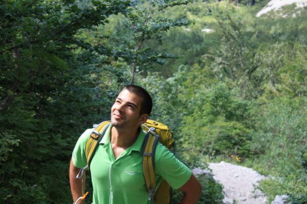 Wandern in Österreich - Mayrhofen