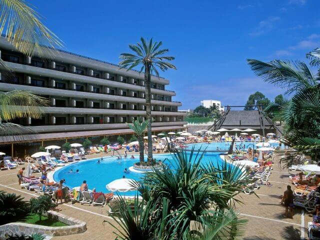 Pool Landschaft Fanabe Hotel