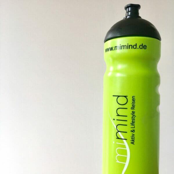 750ml Trinkflasche für den großen Durst