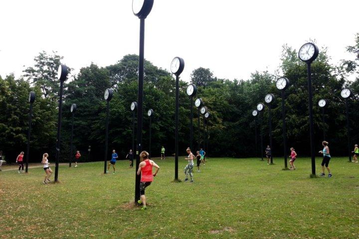 Outdoor Training in Düsseldorf