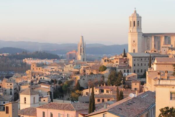 Girona Stadt