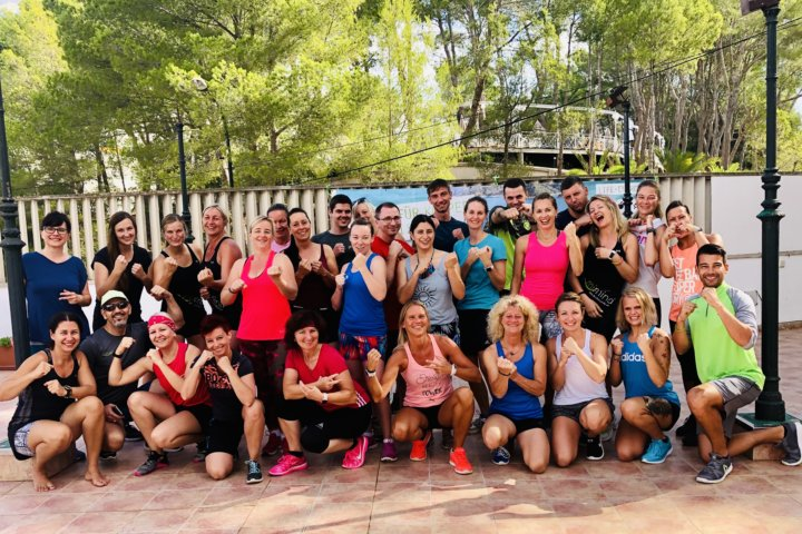 Mimind Fitnessreise 2019