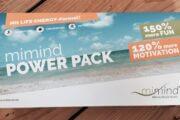 Power Pack - Gutschein Box