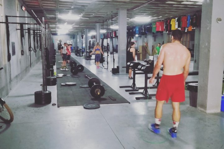 Urlaub & CrossFit auf Teneriffa 2018