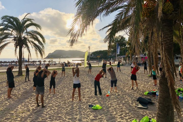 TRX Training -Sporturlaub Mallorca