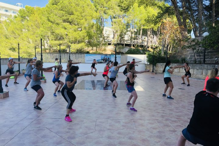 Fitnessurlaub Spanien