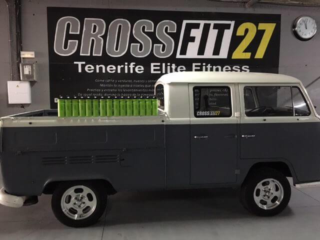 Cross Fit 27 Tenerife Elite Fitness