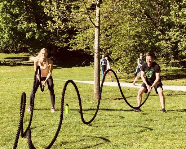 Fitnesswochenende: Zirkel Training Düsseldorf