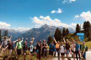 Fitnessurlaub - Teamspirit in Österreich