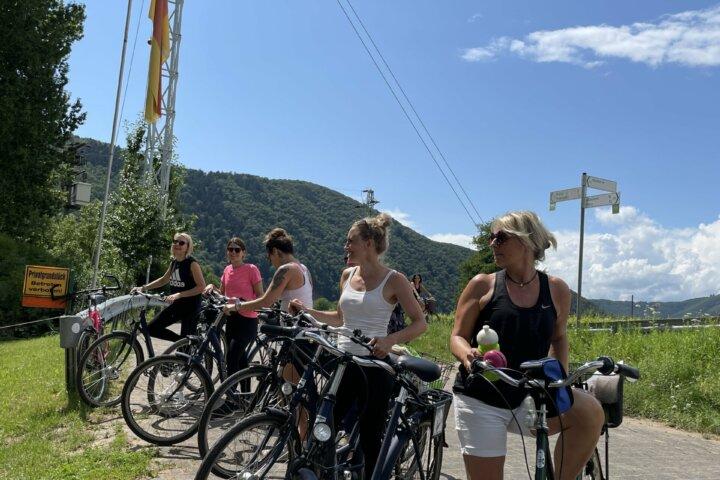 Fahrradtour Mosel