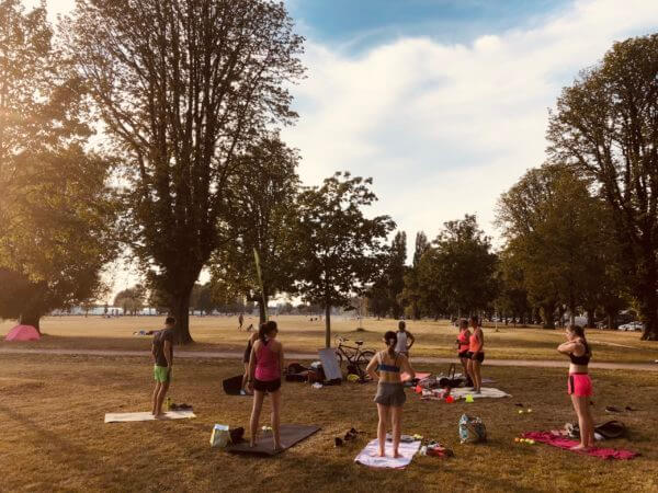 Outdoor Bootcamp Düsseldorf