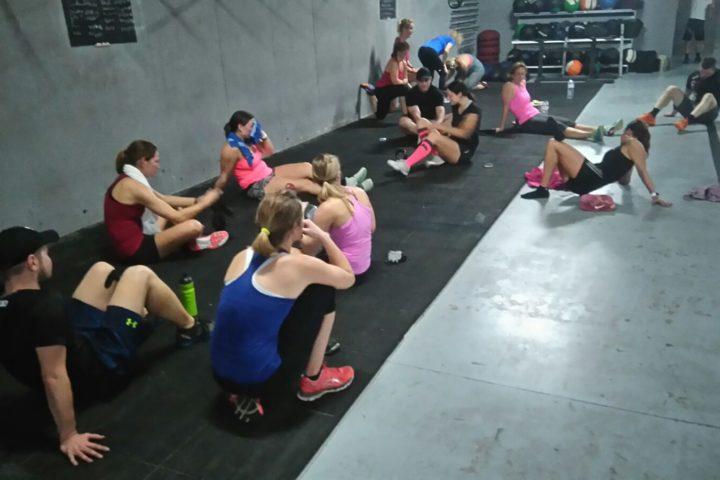 CrossFit Einheit