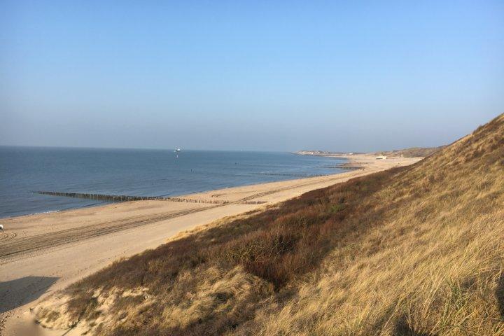 Die höchsten Dünen in Holland