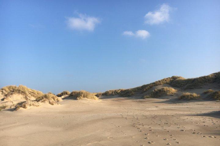 Fitnessurlaub - Traumhafte Strände erwarten uns in Holland