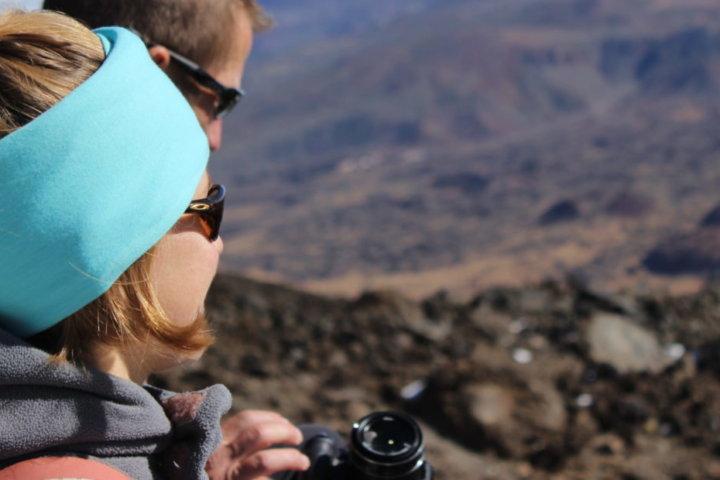 Teide Wanderung auf Teneriffa. Anstrengende Entspannung im Aktivurlaub